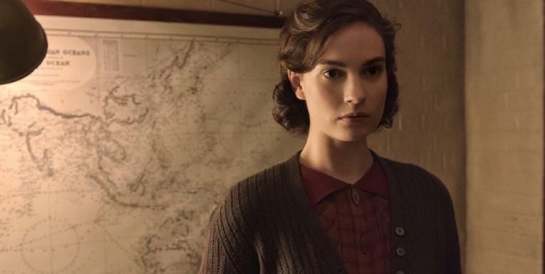 'Rebeca': Primeras imágenes de lo nuevo de Ben Wheatley con Lily James y Armie Hammer