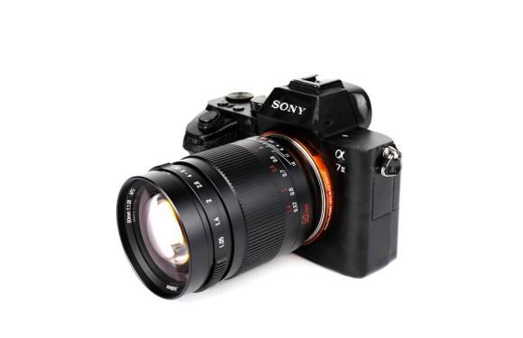 7Artisans presenta un nuevo 50mm ultraluminoso para cámaras sin espejo de sensor de 35mm