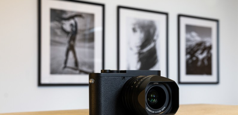 Leica Q2 Monochrom, la nueva cámara compacta de Leica con un sensor monocromático de 47 MP