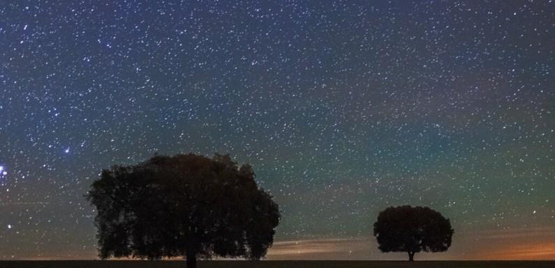 Cómo sacar más estrellas en nuestras fotografías nocturnas con la ayuda de Adobe Photoshop