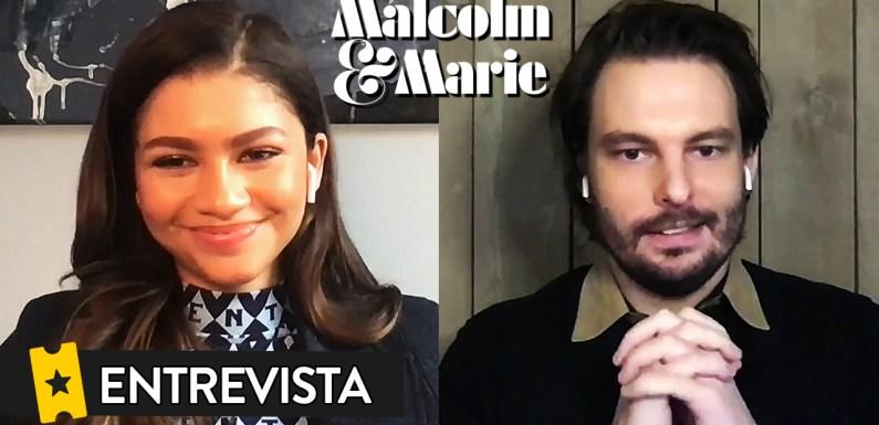 Zendaya ('Malcolm & Marie' – Netflix): «La atmósfera realmente ayudaba con la creatividad y nos permitía experimentar»