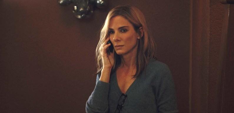 'Bullet Train': Sandra Bullock protagonizará la película junto a Brad Pitt