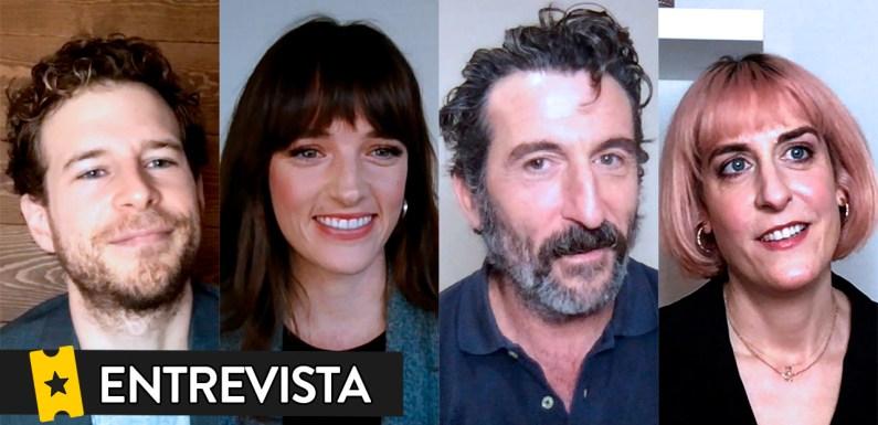 [Entrevista] 'Loco por ella' (Netflix): De psicólogos, cambios de título, contracturas y otras locuras en el rodaje de la comedia romántica