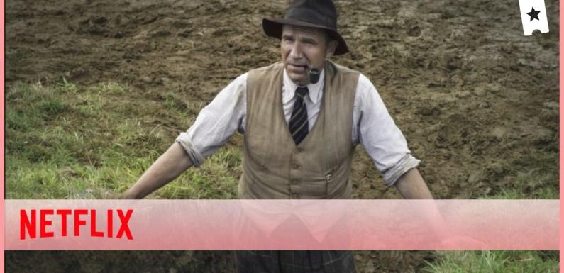 'La excavación' (Netflix): ¿Qué es real y qué es falso en la película de Ralph Fiennes?
