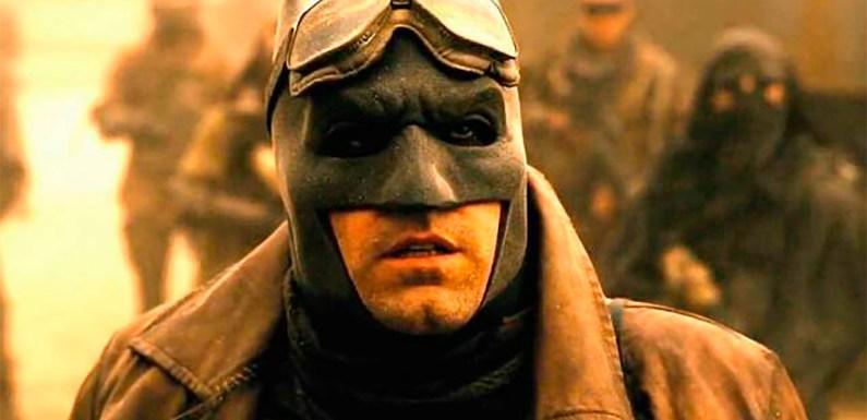 'La Liga de la Justicia': Zack Snyder revela cuándo se ambienta la pesadilla de Batman