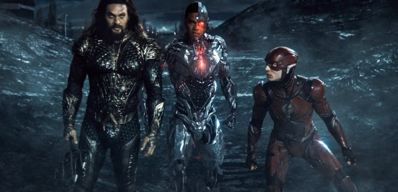 'La Liga de la Justicia de Zack Snyder': Este cartel es más importante de lo que crees