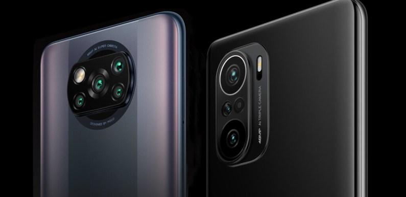 Xiaomi Poco F3 y X3 Pro, dos nuevos móviles de gama media que apuntan muy alto (aunque no tanto por su cámara)