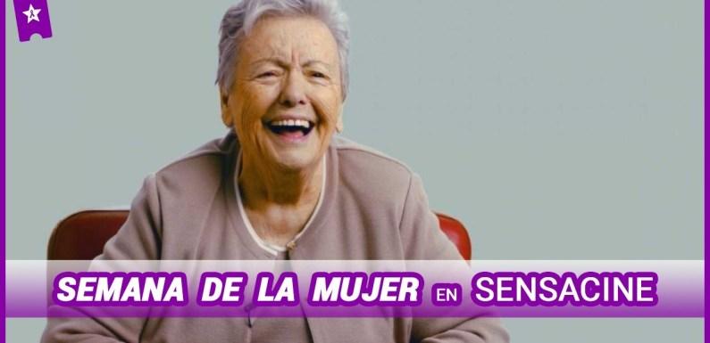 María Galiana, varias vidas en una: profesora, actriz y jugadora de voleibol