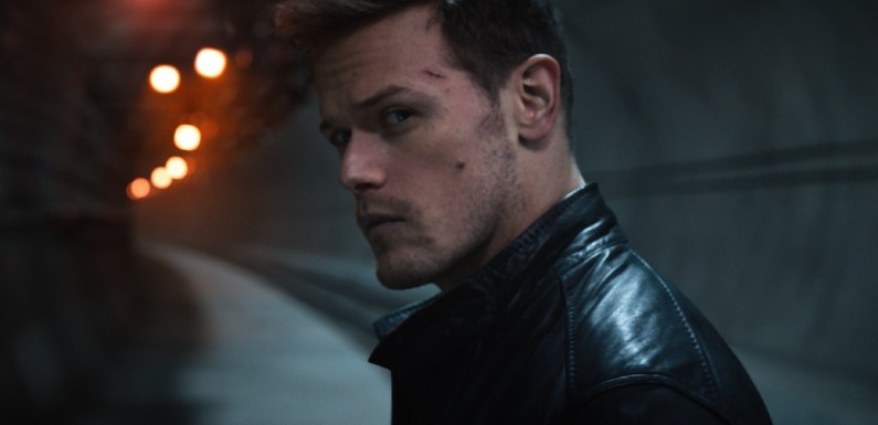 Sam Heughan, ¿de Jamie Fraser en 'Outlander' a Lobezno en los 'X-Men'?