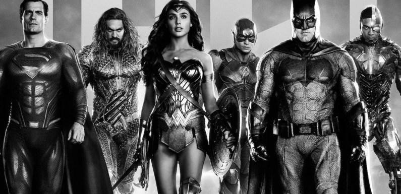 'La Liga de la Justicia de Zack Snyder' (HBO): Todos los títulos de los seis capítulos