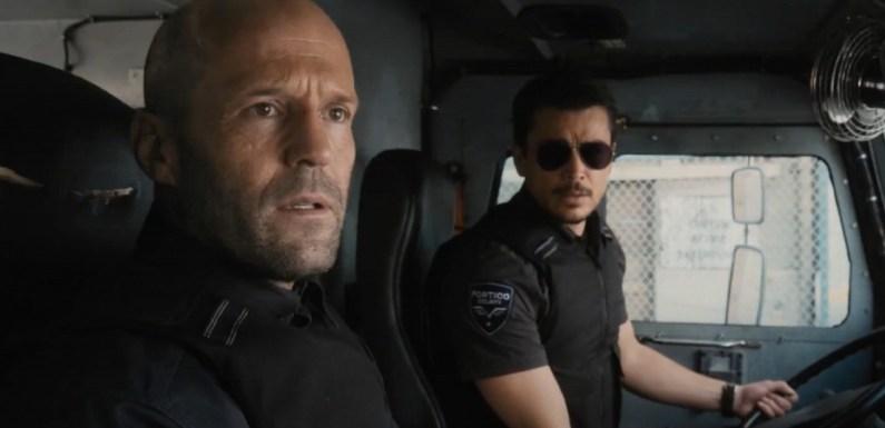 'Wrath Of Man': Tráiler del 'thriller' de acción de Guy Ritchie con Jason Statham y Josh Hartnett