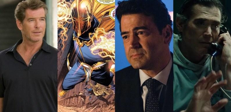 DC ficha a el ex James Bond Pierce Brosnan y al protagonista de 'Band of Brothers' Ron Livingston para 'Black Adam' y 'The Flash'