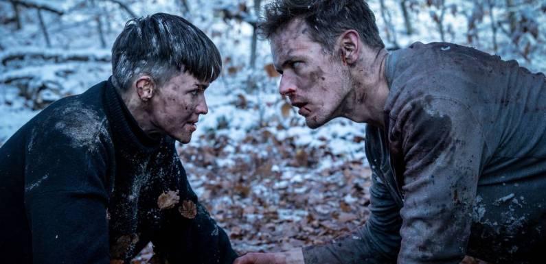 Un psicópata que te mataría con un teléfono móvil: Así es el nuevo papel de Sam Heughan ('Outlander')