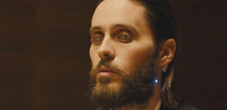 'House of Gucci': Jared Leto, irreconocible en el rodaje de la película de Lady Gaga