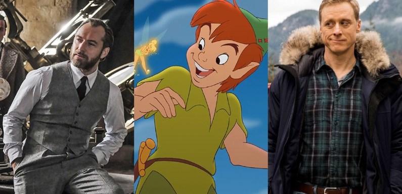 'Peter Pan y Wendy': Comienza el rodaje de la película de acción real de Disney+ con Jude Law y Alan Tudyk