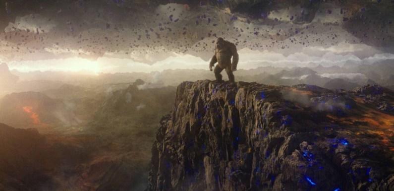 'Godzilla vs Kong': Si hay secuela, el director Adam Wingard quiere explorar la Tierra Hueca