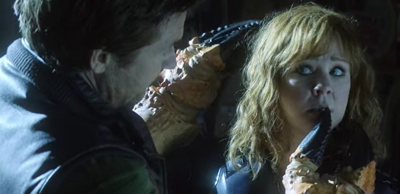 'Patrulla trueno': Melissa McCarthy se lo pasó en grande rodando la extraña escena de sexo con Jason Bateman
