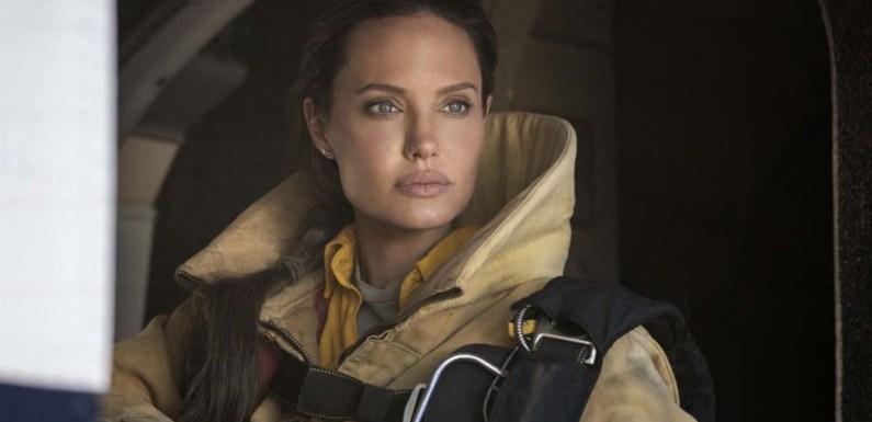 'Aquellos que desean mi muerte' fue una experiencia «curativa» para Angelina Jolie