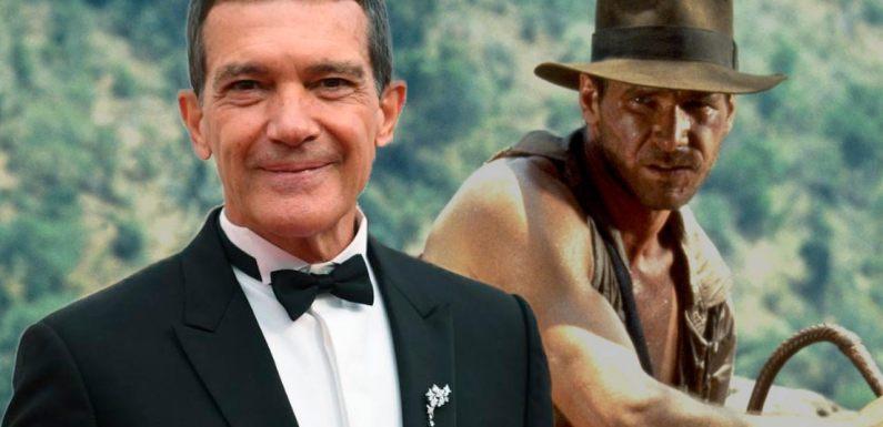 'Indiana Jones 5' tendrá sabor español: Antonio Banderas se une al reparto