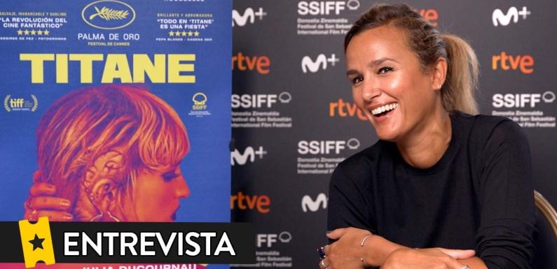 Julia Ducournau, directora de 'Titane': «La rabia de mi película nace del hecho de ser mujer»