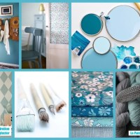 [Home challenge] Bleu glacier : ma couleur déco de l'année !