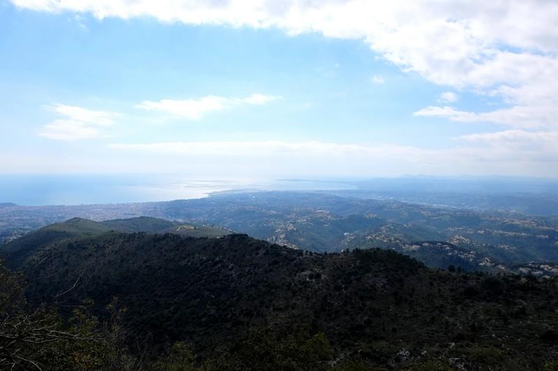 Panorama depuis le Tour du Mont Chauve