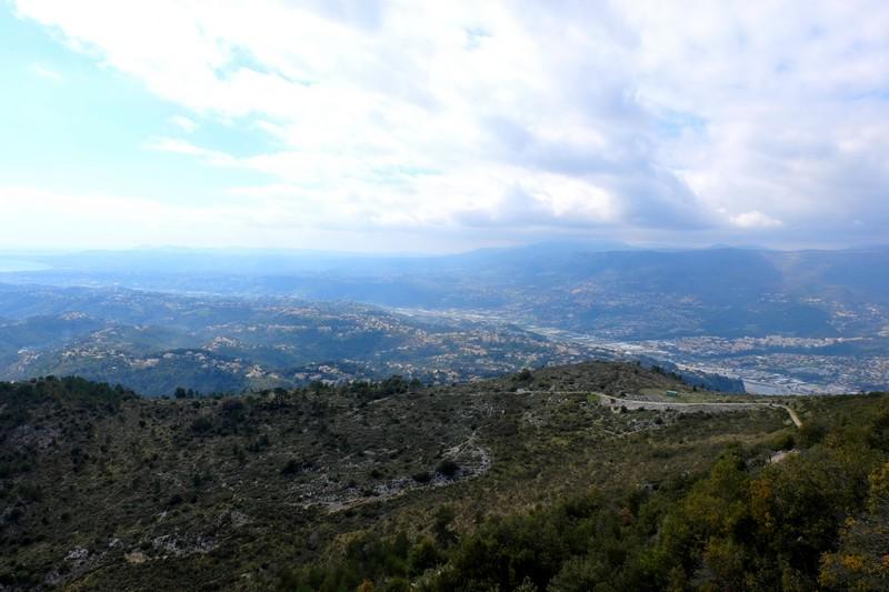Panorama sur la Vallée du Var