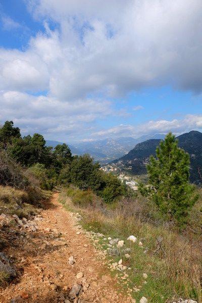 Randonnée du Tour du Mont Chauve