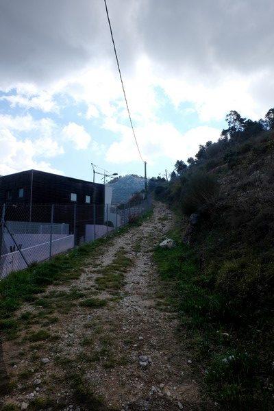 Sentier de randonnée pour le Tour du Mont Chauve