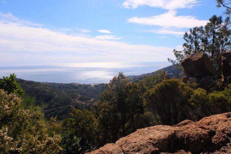 Panorama depuis le Rocher des Monges
