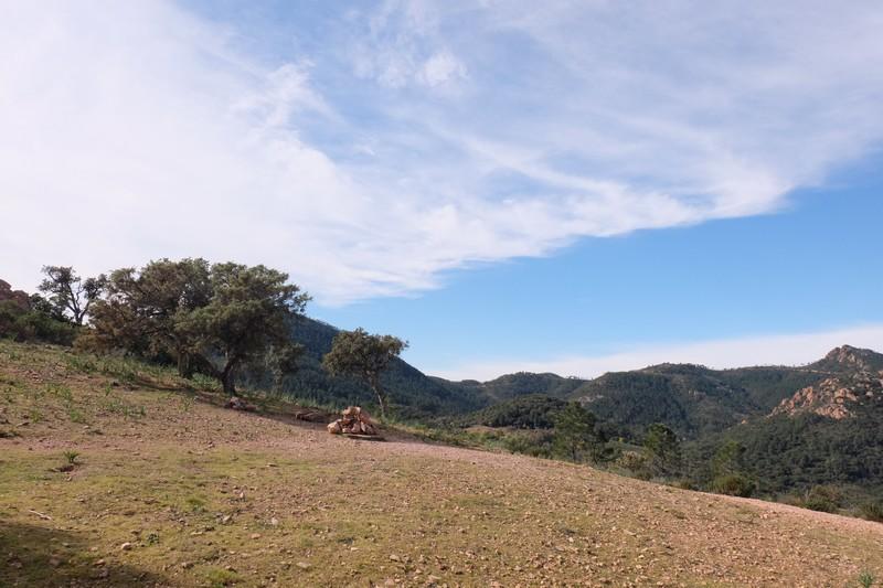 Randonnée au Rocher des Monges