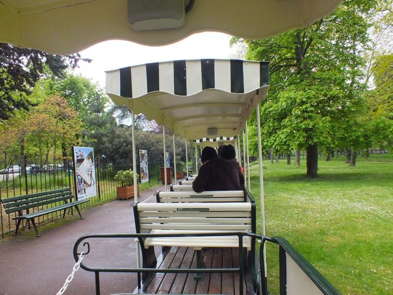 Le Jardin d'Acclimatation à Paris