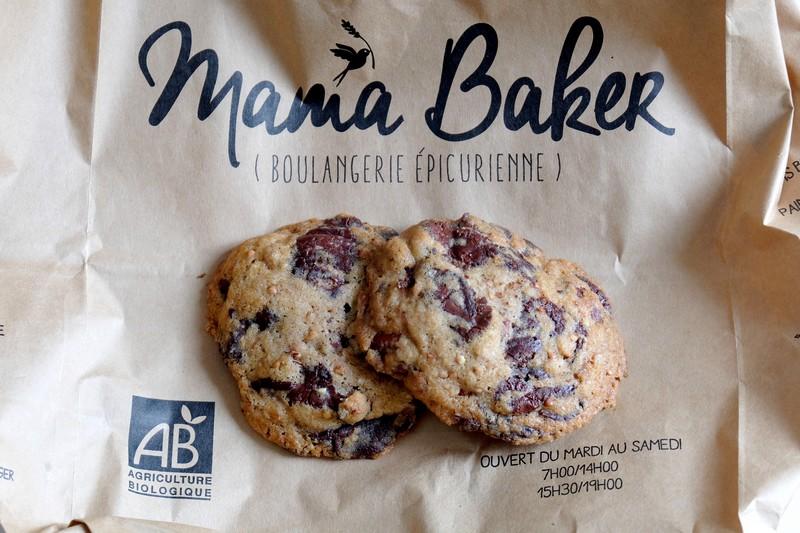 Cookies de Mama Baker