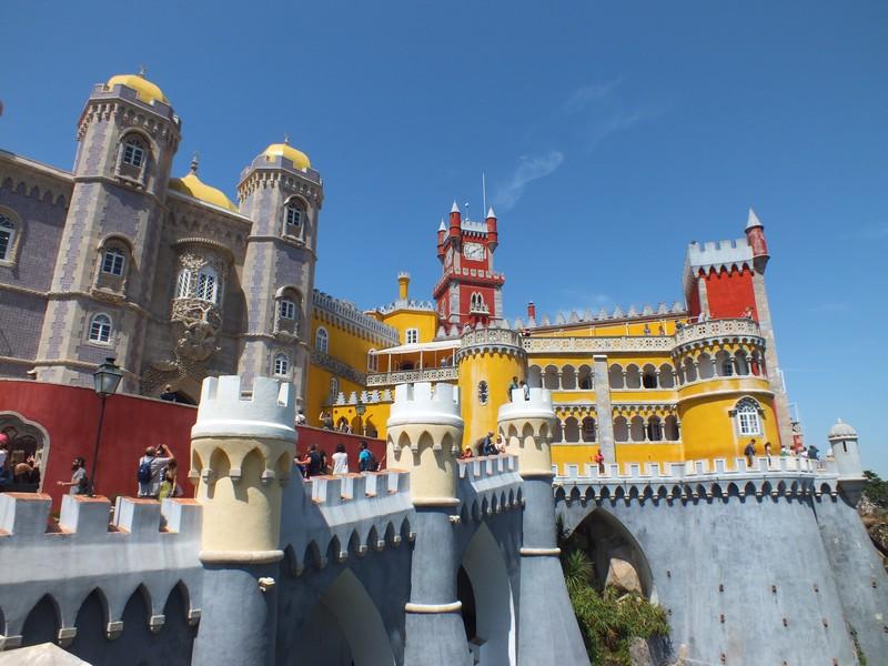 Visiter Lisbonne en 5 jours Sintra
