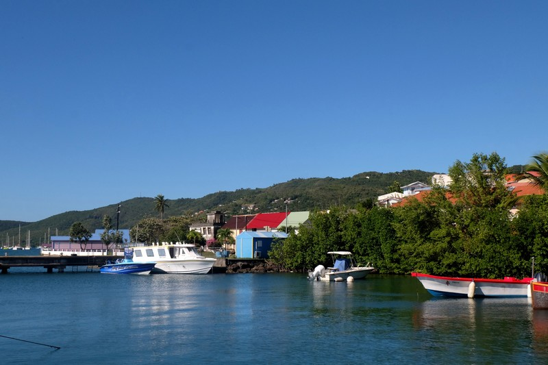 Le Marin en Martinique