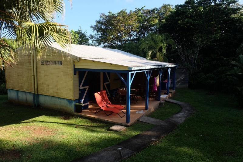 Bungalow en Martinique