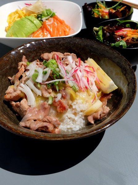 Akoya, le restaurant japonais dans le quartier de la Libération à Nice