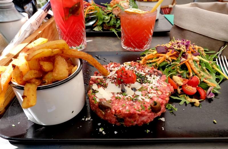 Restaurant Litle Boho à Nice