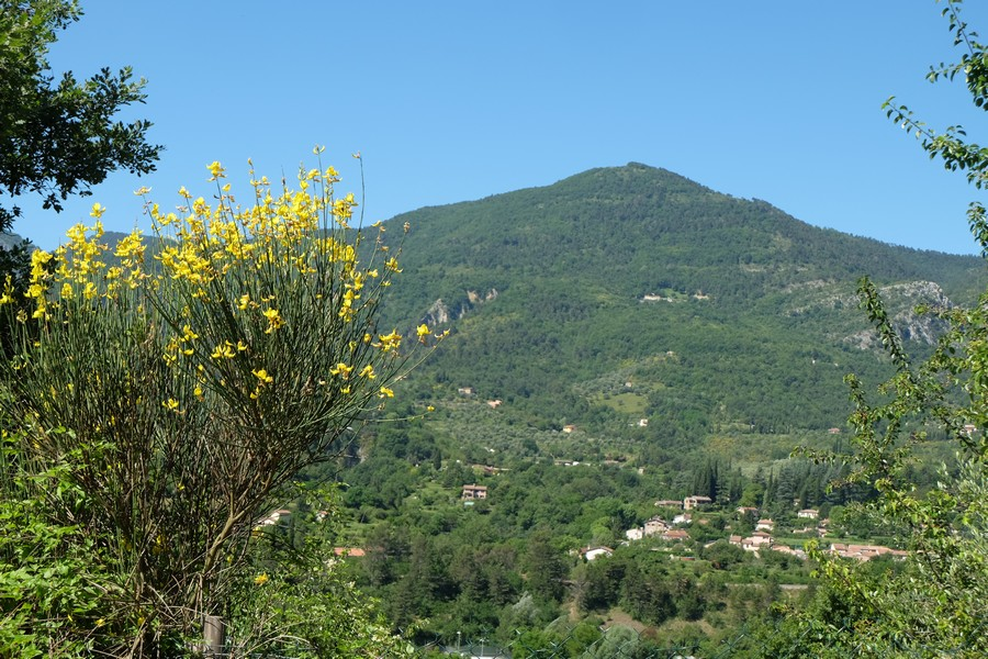 Panorama depuis Sospel