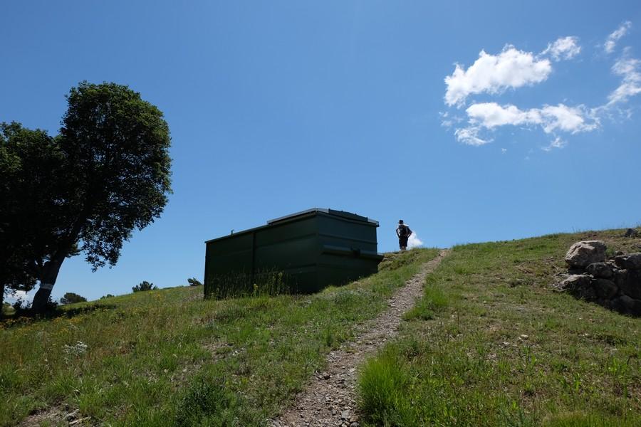 Promenade au Mont Agaisen