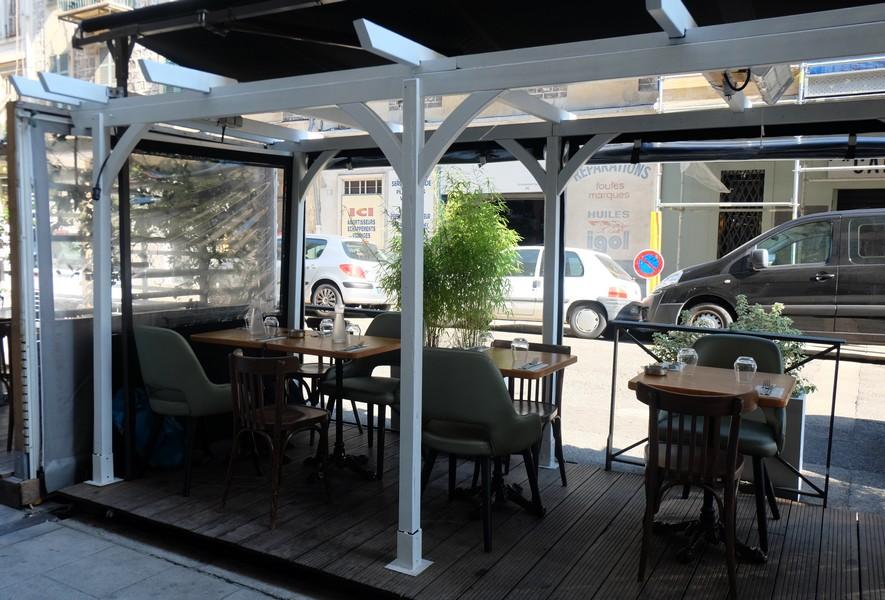 Brunch avec terrasse à Nice