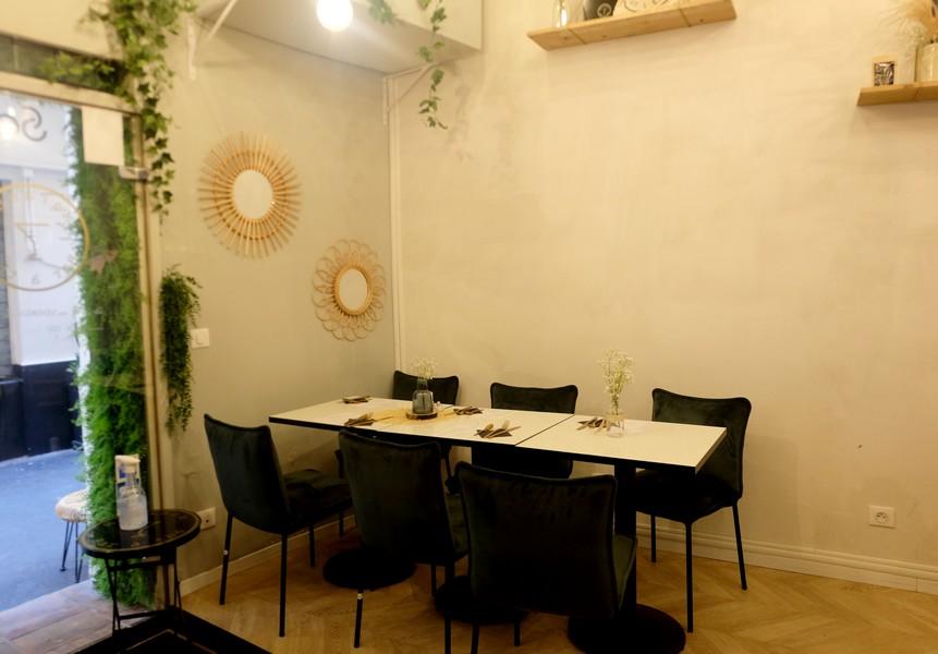 Maranna : un salon de thé à Nice