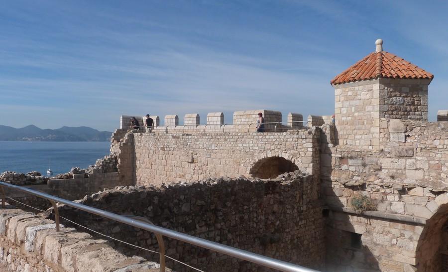 La Tour monastère de Saint-Honorat