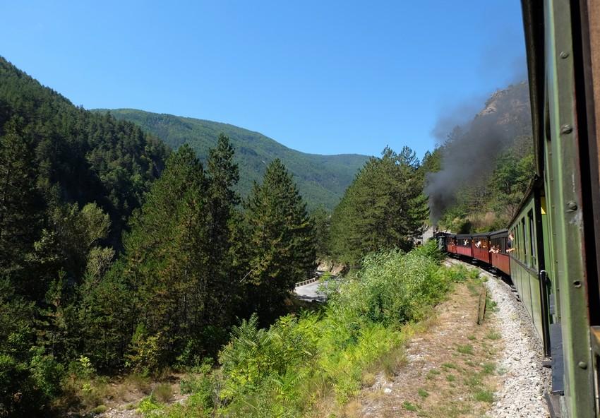 Visiter la Provence-Alpes-Côte d'Azur en train