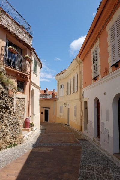 Ruelle à Roquebrune-Cap-Martin