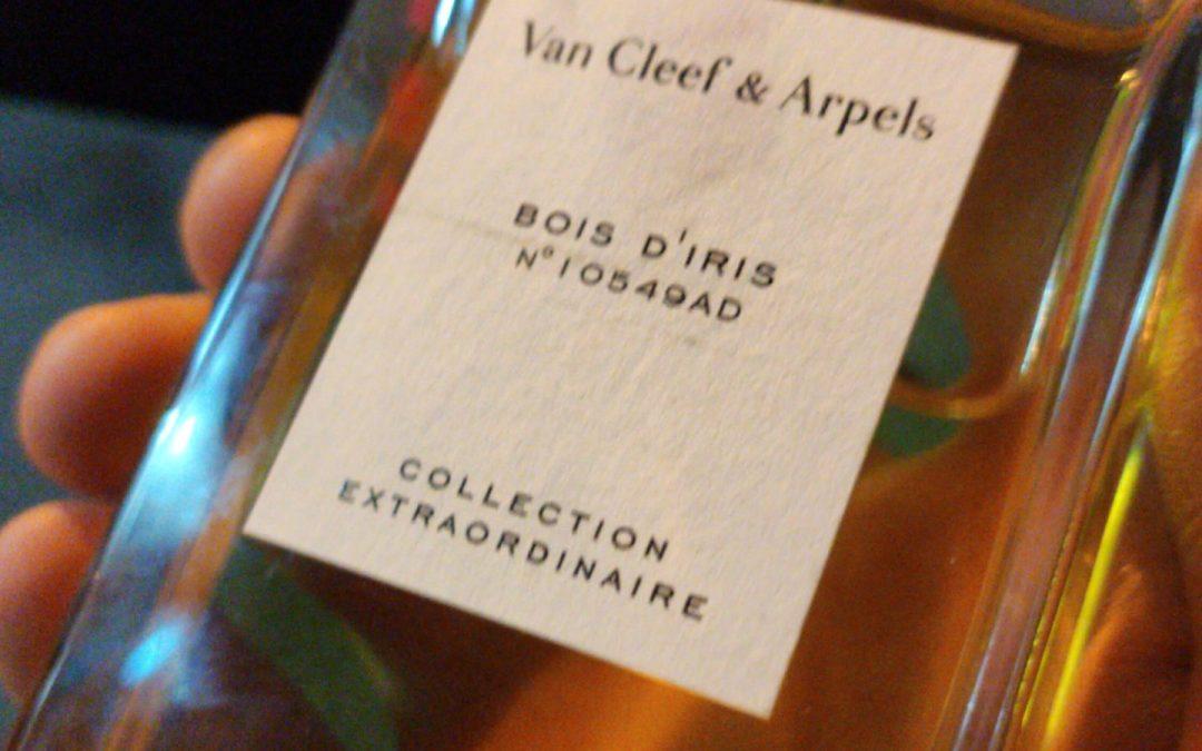 Bois d'Iris Van Cleef & Arpels ou l'hypocrisie de l'industrie du parfum
