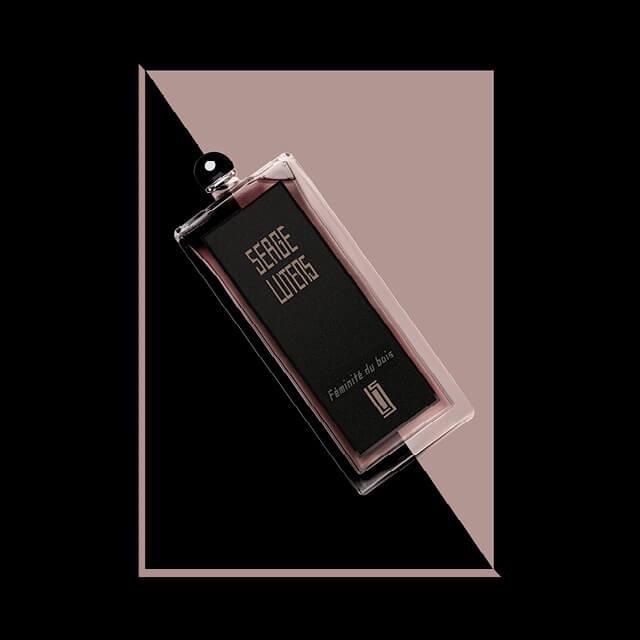 Avis marque Serge Lutens, son parfum phare Féminité du Bois