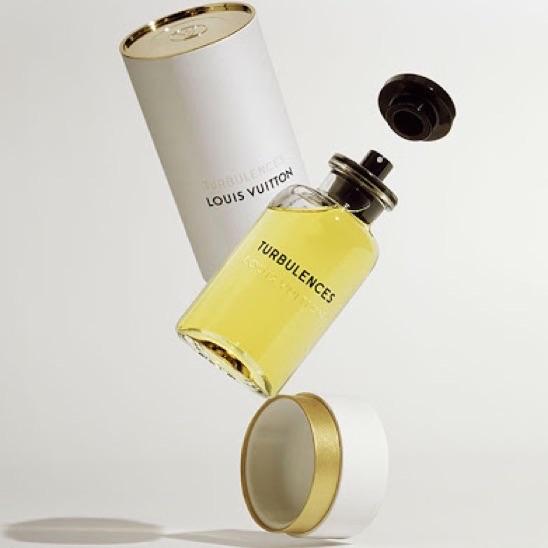 Avis Louis Vuitton : le parfum Turbulences