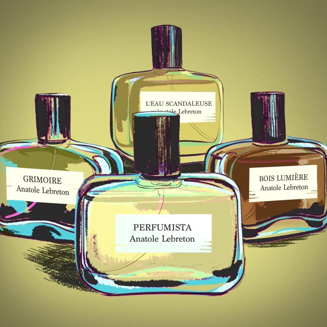 Une Parfumerie de Niche Accessible avec Anatole Lebreton