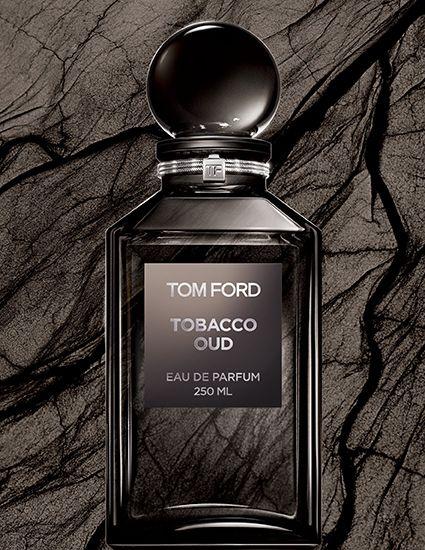 Le parfum Tobacco Oud, Oud surpuissant de la collection Private Blend de Tom Ford